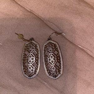 Kendra Scott Filigree Elle Earrings